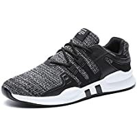 HUSK'SWARE Men's Running Shoes Lightweight Sports Trainers Gym Walking Trainers Fitness