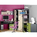 Dormitorio juvenil IKS 04(6) habitación de los Niños Completo Verde Niños Muebles
