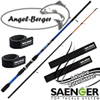Sänger Sensitec Light Pilk 40g-140g Pilkrute mit Angel Berger Rutenband