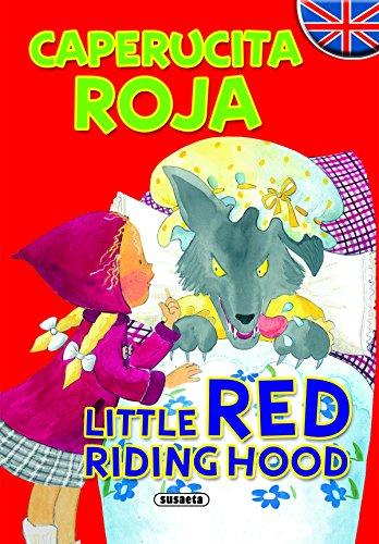 Caperucita Roja - Little Red Riding Hood (Cuentos Bilingües) por Equipo Susaeta