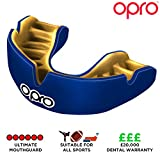 Opro Power-Fit Sports Mouthguard, Adultos Unisex