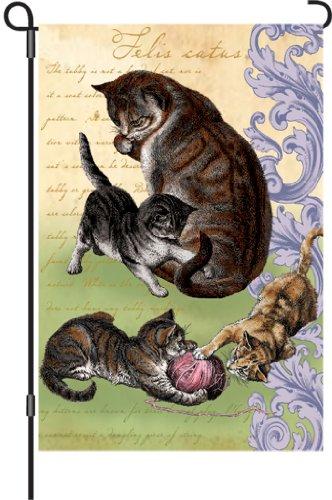 Kostüm Feline - Premier 51938Garten beleuchtet Flagge, feline, Familie 12von 18