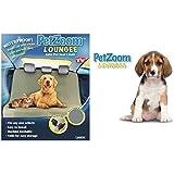 funda protectora Asiento de coche de tela para perros a prueba de agua cubierta de asiento tapizado protección contra el pelo del perro mws918