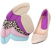 Thinkmax ein Paar rutschfeste einfügen Einlegesohlen für Schuhe, Foot Care Tools High Heel Kissen Pads Heels Displayschutzfolie... preisvergleich bei billige-tabletten.eu