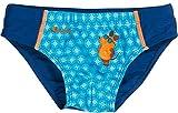 Playshoes Jungen Badehose DIE MAUS mit UV - Schutz, Gr. 110 (Herstellergröße: 110/116), Blau (original 900)