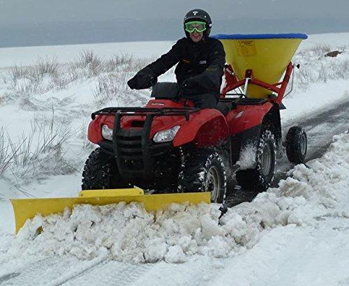KYMCO 500Mxu 4x 407-08Quad ATV spazzaneve sistema