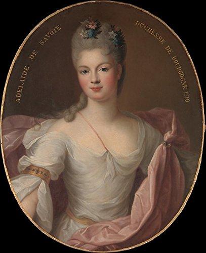 The Poster Corp Pierre Gobert - Marie Adélaïde de Savoie (1685