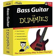 eMedia Bass Guitar For Dummies (PC & Mac)