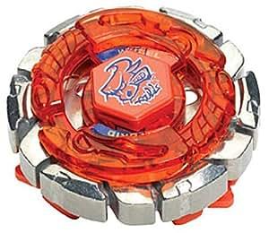 Dark Bull Mini-Top Keychain - Beyblades Metal Fusion ...