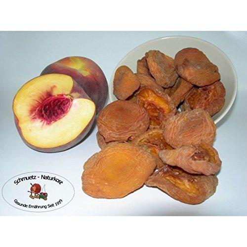 Pfirsich getrocknet, ungezuckert und leicht geschwefelt 500g von Schmütz-Naturkost