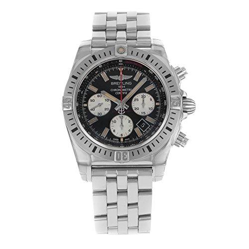 Breitling Chronomat 44Airborne ab01154g/BD13–375a acero reloj de Hombre Automático