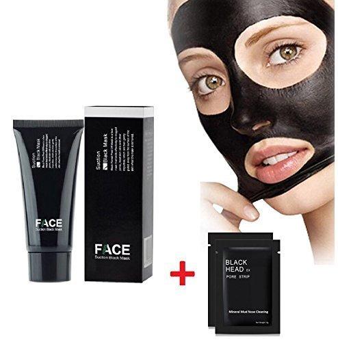 Gesicht Apeel Gesichts-Masken Gesichts Kuren schwarze Maske Mitesser Peel-Off Maske Tiefenreinigung reinigende schwarzen Kopf Anti-Pore