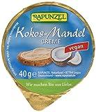 Rapunzel Kokos-Mandel-Creme, 11er Pack (11 x 40 g)