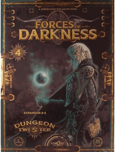 DUNGEON TWISTER - Forces of Darkness [Spielzeug]