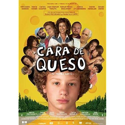 Cheese Head-Poster Movie Argentine, 69 x 102 cm