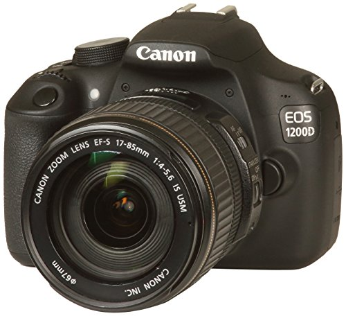 Canon EOS 1200D Digital SLR Camera with 17-85mm Lens Kit
