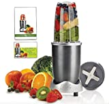 AZOD Nutribullet Prime 1000W System Bullet Blender with 12 Piece Includes & Cup and Guide