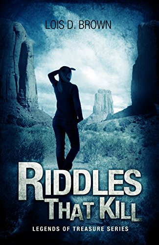 Riddles that Kill: a gripping paranormal mystery (Legends Of Treasure) (English Edition)