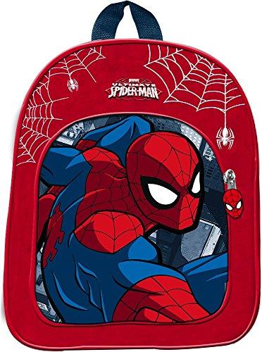 Star licensing marvel spiderman zainetto medio zainetto per bambini, 32 cm, multicolore