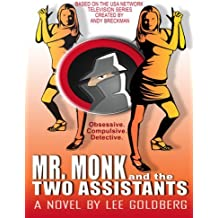 Mr. Monk and the Two Assistants (Thorndike Laugh Lines) by Lee Goldberg (2007-11-06)