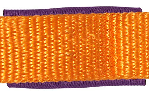 PFIFF Kunststoffhalfter, unterlegt, orange Cob