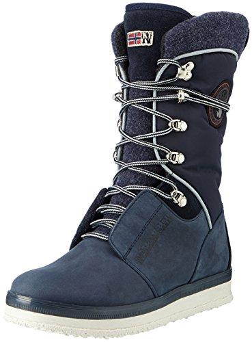 NAPAPIJRI Footwear Gaby, Botas de Nieve para Mujer, Azul (Blue Marine N65), 39 EU
