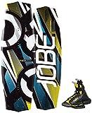 Jobe Jinx Package + Bindings - Botas de wakeboarding, color negro