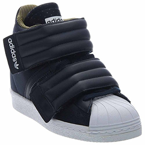 size 40 ec903 d49f5 Rita Ora X Adidas Superstar hasta 2strap (Leyenda de la Tinta Blanco)  Zapatos
