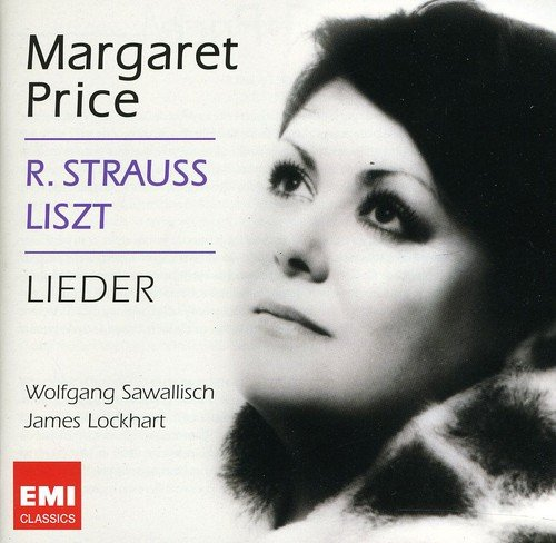 A tribute to Margaret Price : Lieder