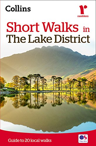 Short walks in the Lake District (Collins Ramblers) por Collins Maps