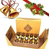 CHRISTMAS AND NEW YEAR CHOCOLATES, De'Arco CHRISTMAS AND NEW YEAR GREETINGS BOX, CHRISTMAS AND NEW YEAR CHOCOLATE, CHRISTMAS AND NEW YEAR CHOCOLATE GIFT, CHRISTMAS AND NEW YEAR CHOCOLATE BOX, CHRISTMAS AND NEW YEAR GIFTS CHOCOLATE, De'Arco Chocolatier True Magic 173 g
