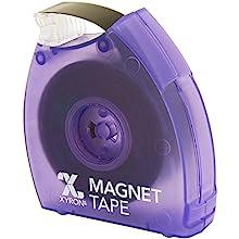 Esselte Leitz - Nastro autoadesivo magnetico, 7 m