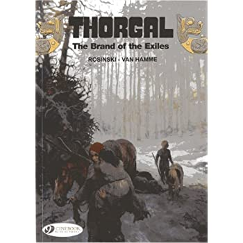 Thorgal - tome 12 The Brand of the Exiles (21)