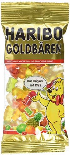 Haribo Mini-Goldbären, 14er Pack (14 x 75 g Beutel) (14k Handtasche)