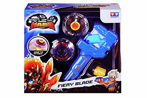 Auldeytoys YW624502 Infinity Nado Fiery Blade Spiel Preisvergleich
