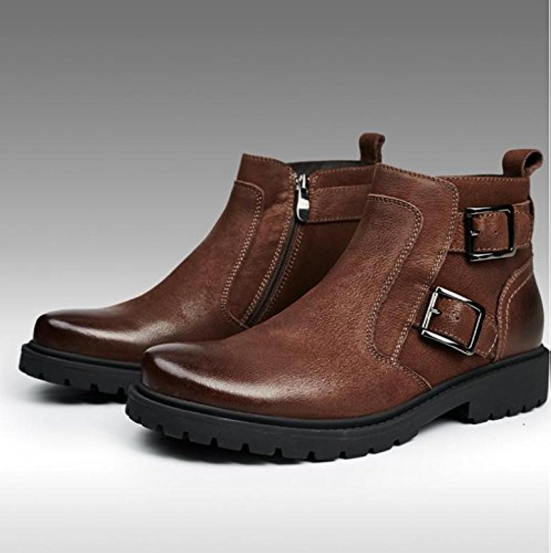 FR-4950938-BROWN-44  Zapatos de moda en línea Obtenga el mejor descuento de venta caliente-Descuento más grande