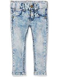 Name It Nittimo Xsl Dnm Pant Nmt Noos, Jeans Fille
