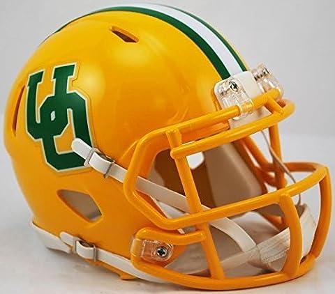 OREGON DUCKS NCAA Riddell Revolution SPEED Mini Football Helmet (1984-1994 THROWBACK) by ON-FIELD