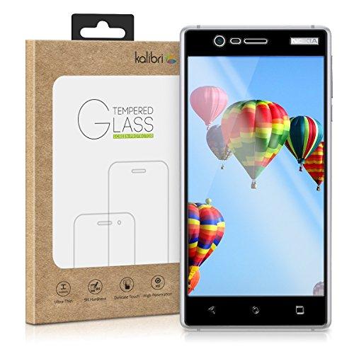 kalibri-Echtglas-Displayschutz-fr-Nokia-3-3D-Schutzglas-Full-Cover-Screen-Protector-mit-Rahmen-Glas-Folie-auch-fr-gewlbtes-Display-in-Schwarz