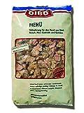 """Fleisch """"Menu"""", 3 x 2.000g-Beutel, Tiefkühlfutter, gesunde, natürliche Ernährung für Hunde, Hundefutter, BARF, B.A.R.F."""