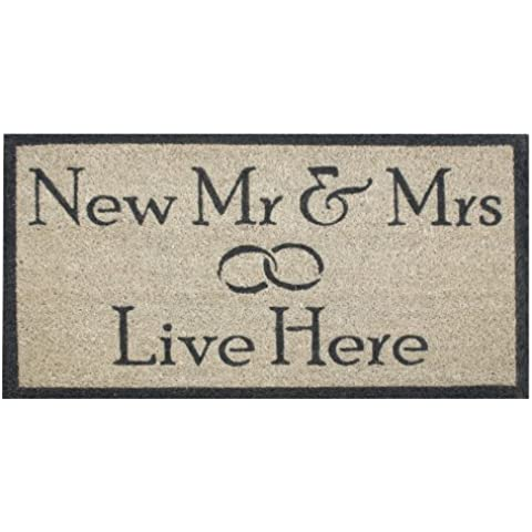 New Mr and Mrs Live Here-Zerbino