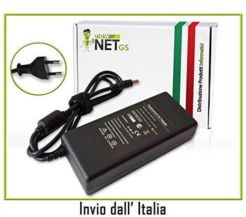 Netzteil Ladegerät für Notebook PC Compaq Presario Serie B2028AL B2032AP B2033AL Compaq Presario Serie C503WM C504EA C504EU für HP Ladegerät für 18.5V 4.9A 90W (EXT: 4,8mm INT: 1,7mm) -