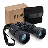 BFULL 12x50 Binoculars,Compact and Durable Binoculars,Binoculars with Ultra-Clear, Bird Watching, Perfect for Outdoor Sports Binoculars,Suit for Adults and Kids