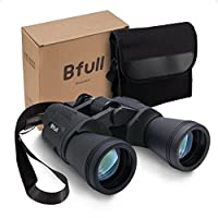 Bfull High Power 12x50 Binoculars,Compact Folding,Bird Watching Binoculars,Binoculars with Super Clear,Waterproof,Perfect for Outdoor Hunting etc,Suit for Adults and Teenagers 1