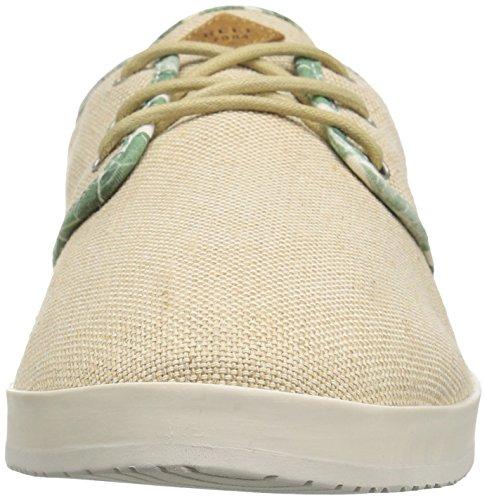 Reef , Baskets mode pour homme Kaki