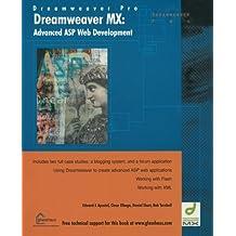 Dreamweaver Mx: Advanced Asp Web Development by Daniel Short (2003-01-15)