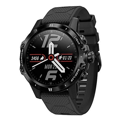 Reloj Multiaventura COROS VERTIX GPS, esfera de titanio y cristal de zafiro, navegación, monitoreo oxígeno e