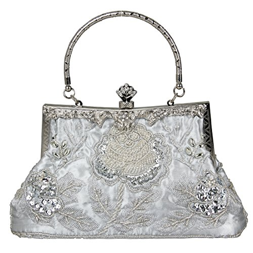 ecosusi-vintage-seed-beaded-rose-wedding-bag-party-clutch-prom-evening-handbag-silver