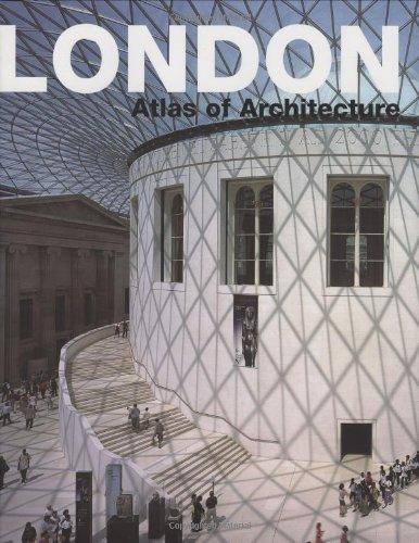 London: Atlas of Architecture: Historical Atlas of Architecture by Alejandro Bahamon (2007-11-08) por Alejandro Bahamon