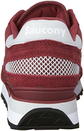 Saucony Shadow Original, Scarpe da Ginnastica Uomo Rosso